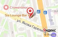 Схема проезда до компании Есения в Иваново