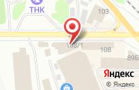Схема проезда до компании Лидер+ в Костроме