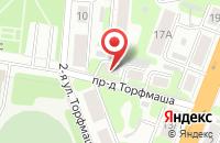 Схема проезда до компании Промэлектроника 2 в Иваново
