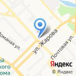 Комфорт на карте Иваново