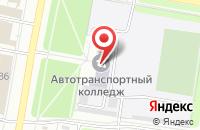 Схема проезда до компании ИАТК в Иваново
