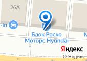 Блок Роско Hyundai на карте