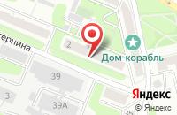 Схема проезда до компании Ноготочек в Иваново