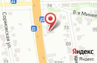 Схема проезда до компании Торговая компания в Иваново