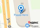 KIA на карте