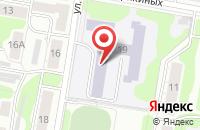 Схема проезда до компании Средняя общеобразовательная школа №66 в Иваново