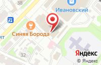 Схема проезда до компании Сеть магазинов медицинской техники в Иваново