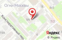 Схема проезда до компании Гармония37 в Иваново