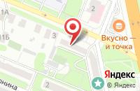 Схема проезда до компании Nice в Иваново