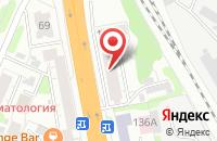 Схема проезда до компании Р.И.М. в Иваново