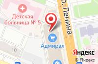 Схема проезда до компании Много мебели в Иваново