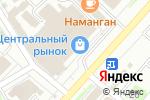 Схема проезда до компании Ариана в Иваново