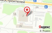 Схема проезда до компании Кабинет психологической помощи в Иваново