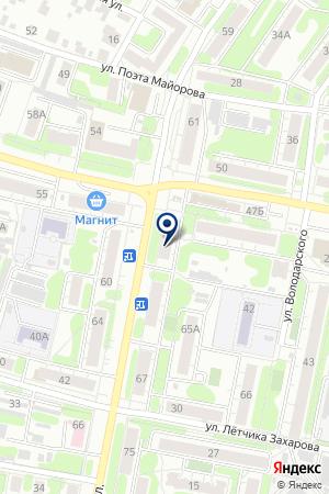 ТФ РАДИОМАЯК на карте Иваново