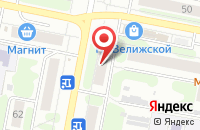 Схема проезда до компании Радио Маяк в Иваново