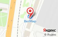 Схема проезда до компании Арс`салюс в Иваново