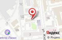 Схема проезда до компании Арго в Иваново