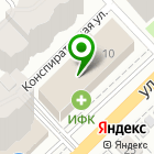 Местоположение компании НИКС