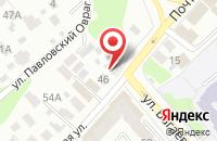 Схема проезда до компании Профилактика в Иваново