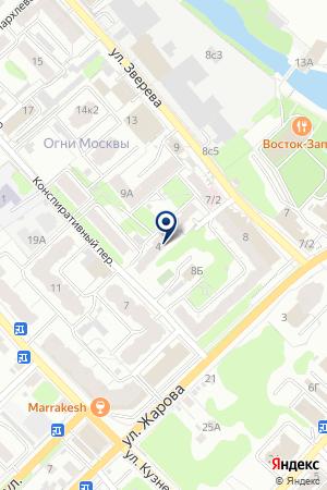 СПЕЦИАЛИЗИРОВАННЫЙ МАГАЗИН КУЗНЕЦОВ М.А. на карте Иваново
