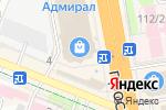 Схема проезда до компании Лавка чудес в Иваново