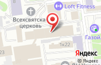 Схема проезда до компании Следственное управление Следственного комитета РФ по Ивановской области в Иваново