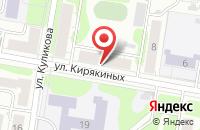 Схема проезда до компании Почтовое отделение №32 в Иваново