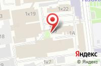 Схема проезда до компании Fallaway в Иваново