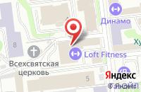 Схема проезда до компании Spamaniya в Иваново