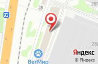 Схема проезда до компании Вилмакс в Иваново