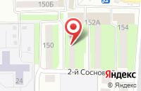 Схема проезда до компании Тепло 21 Век в Костроме