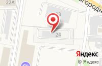 Схема проезда до компании Новые технологии в Иваново
