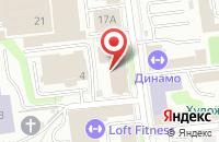 Схема проезда до компании Центр Обогрева в Иваново