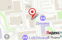 Схема проезда до компании New37.ru в Иваново