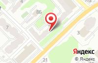 Схема проезда до компании РА в Иваново