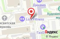 Схема проезда до компании Праздничная служба г. Иваново в Иваново