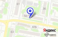 Схема проезда до компании АПТЕКА НОВАЯ в Иваново