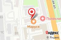 Схема проезда до компании Дом художника в Иваново