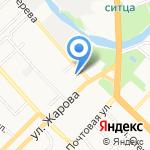 Департамент права на карте Иваново