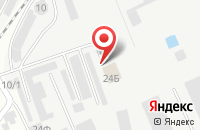 Схема проезда до компании Звездунов К.П. в Костроме