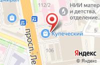 Схема проезда до компании Феникс Фото в Иваново