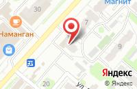 Схема проезда до компании Фармасервис в Иваново