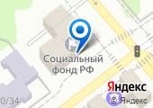 Управление Пенсионного фонда Российской Федерации в г. Иваново на карте