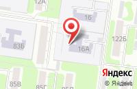 Схема проезда до компании Детский сад №165 в Иваново