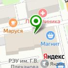 Местоположение компании Гарпикс