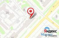 Схема проезда до компании Твоя Мебель в Иваново