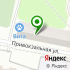Местоположение компании Лесенка знаний