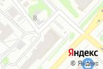 Схема проезда до компании LashMoon в Иваново