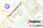 Схема проезда до компании DriveShop 37 в Иваново