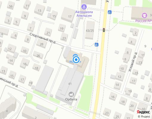 Управляющая компания «ИнтехКострома» на карте Костромы